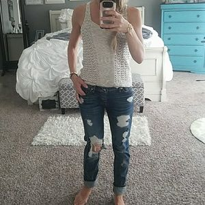 """Seven 7 For All Mankind """"Josefina"""" Skinny bf jeans"""